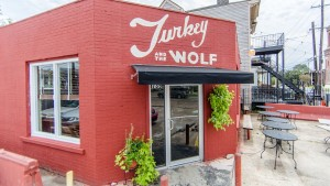Webre Consulting helped new restaurant Turkey and the Wolf obtain the permits to serve their gourmet sandwiches and craft beverages.